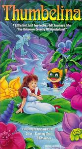 amazon thumbelina vhs thumbelina movies u0026 tv