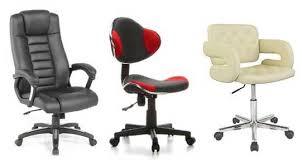 chaise de bureau sans roulettes chaise de bureau avec ou sans roulettes