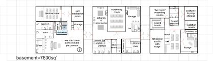 bagua house u2013 master plan