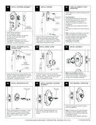 Parts Of An Exterior Door Baldwin Door Knob Removal Entry Door Handles Front Door Handle