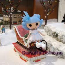 lalaloopsy mini merry christmas lalaloopsy mini lalaloopsy and