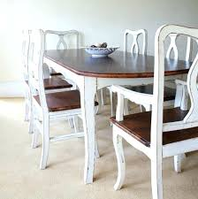 Shabby Chic Dining Table And Chairs Shabby Chic Kitchen Table And Shabby Chic Farmhouse Table With