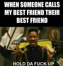 Funny Friend Meme - 17 life lessons you only learn with a best friend bff people and