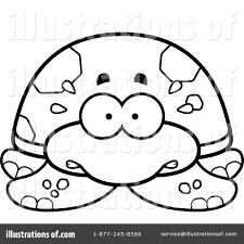 sea turtle clipart 1134048 illustration by cory thoman