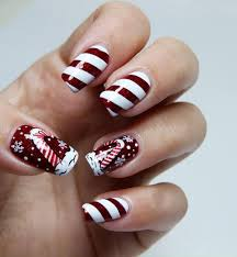9 easy holiday nail art designs with pictures styles at life
