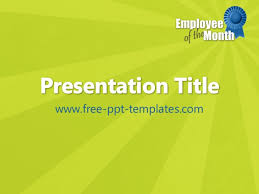 powerpoint employee of the month certificate template cpanj info