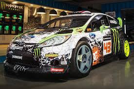 hoonigan racing garage