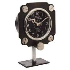 themed clocks aviation themed clocks of aircraft cockpit instruments flightstore