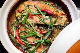 cuisine vietnamienne facile saumon à la vietnamienne la kitchenette de miss tâm recettes