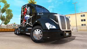buy kenworth skin for kenworth tractor for american truck simulator