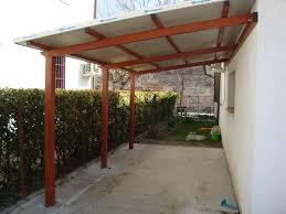 tettoia ferro battuto tetto struttura per tettoia tetto 053a pensiline e tettoie in