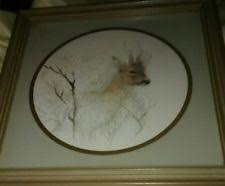 home interiors deer picture home interior deer ebay