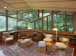 Frank Lloyd Wright Inspired Home Plans by 5 Frank Lloyd Wright Houses For Sale