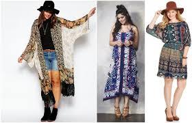 moda boho styl boho w modzie plus size
