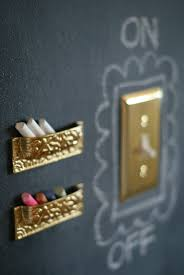 Chalkboard Ideas For Kitchen Upside Down Drawer Pulls For Chalk To Make Pinterest Chalk