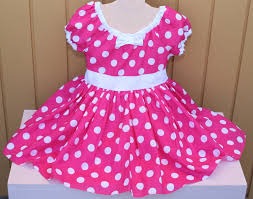 Minnie Mouse Clothes For Toddlers Minnie Mouse Dress Pink Minnie Mouse Birthday 1st