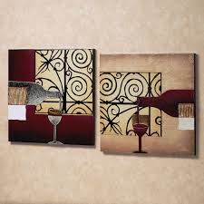 wine themed wall art takuice com