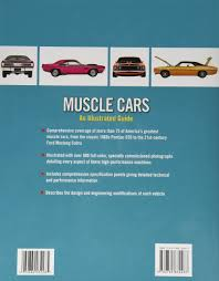 free shipping code home decorators muscle cars an illustrated guide craig cheetham 0039864032285