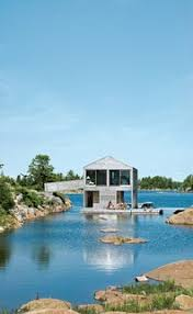 Floating Houses 10 Modern Floating Homes That Offer An Aquatic Lifestyle Dwell