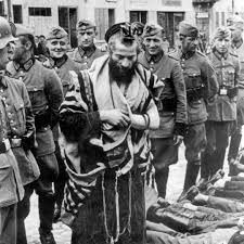 july 31 1940 german police unit publicly abuses and humiliates