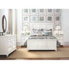 home decorators collection aberdeen white queen bed frame