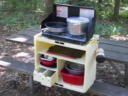 Camp Kitchen Box Plans by 17 Best Images About Wanigan On Pinterest Camping Kitchen