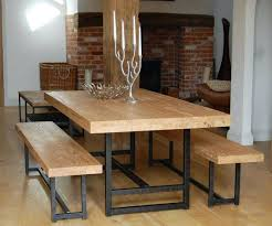black dining table with bench modern dining table with bench pict ideas