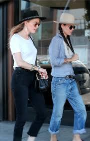 Heard Amber Heard Reunites With Ex Girlfriend Tasya Van Ree For Shopping