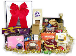 australia christmas gift hampers for uk and ireland customers