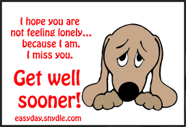 get well greeting card messages easyday