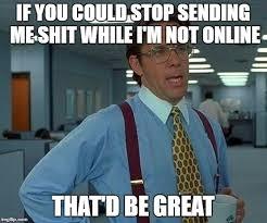 Online Friends Meme - internet friends sometimes imgflip