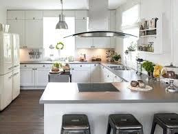 modele de cuisine en u modele de cuisine en u cuisine en u ouverte sur salon 12 idee