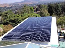 How Long To Charge Solar Lights - what happens to solar panels at night and on cloudy days