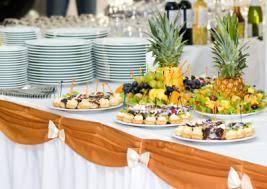 buffet mariage idées de menus chauds et froids pour votre buffet de mariage
