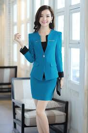 Discount Wholesale New Style Women     S Fall Business Suits