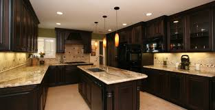 Painting Kitchen Cabinets Black Distressed by Decor Modern How To Clean Kitchen Cabinets Before Painting