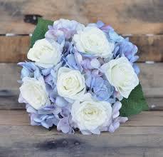 Blue Wedding Bouquets Blue Wedding Flowers U2014 Holly U0027s Wedding Flowers
