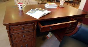 Executive Office Desk Cherry Beautiful Decor On Space Saver Office Furniture 14 Office Ideas