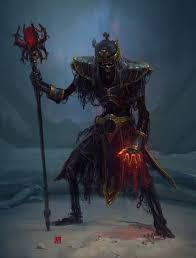 power lich homm iii by soft h undead skeleton zombie wizard