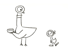 Willems Pigeon Books Michelson Galleries Bebo Pandco Mo Willems Coloring Pages