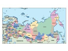 Russia Map Russia Presentation Map Our Cartographers Have Made Russia