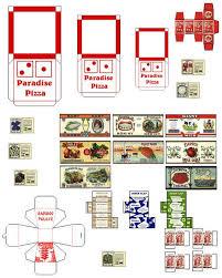 376 9 printables mini food images