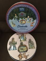 jim shore 5pc disney traditions cinderella castle mice