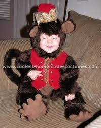 Halloween Costumes Monkey Deluxe Flying Monkey Costume Halloween Monkey