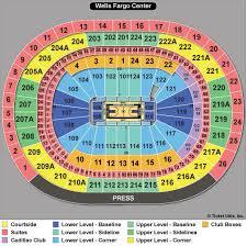 wells fargo center floor plan philadelphia 76ers tickets 2018 76ers games ticketcity