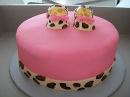 leopard print baby shower cakes bc8c5491 gallery7510231350578841