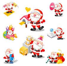 christmas design resources santa claus hongkiat