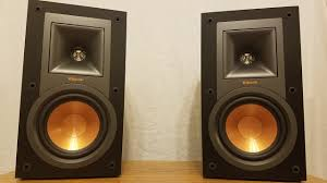 klipsch r 15m bookshelf speakers an in depth review part 1 youtube