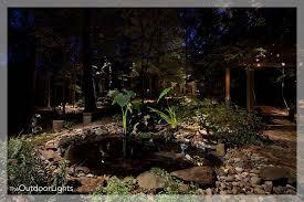 Landscape Lighting Atlanta - aerial the outdoor lights atlanta u0027s premier outdoor lighting