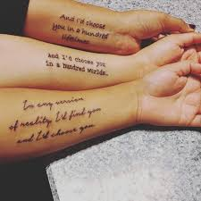 siblings some clever ideas for matching tattoos 30 photos